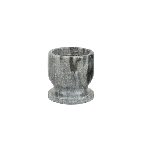 Egg Cup in Marble Grey design by Sir/Madam