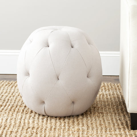 Santiago Ottoman in Taupe