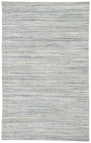 Vassa Solid Rug in Citadel & Blue Mirage design by Jaipur Living