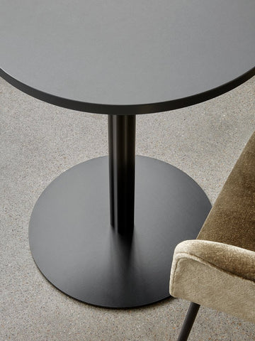 Harbour Circular Column Bar Table in Various Colors by Menu