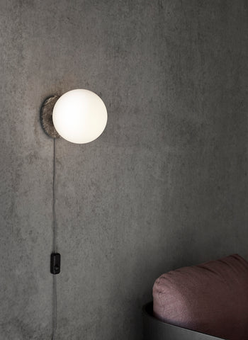 TR Bulb, Table/Wall Lamp design by Tim Rundle for Menu