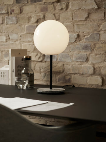 TR Bulb Table Lamp design by Tim Rundle for Menu