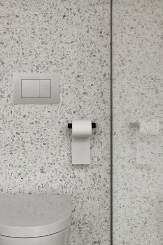 Bath Toilet Roll Holder by Norm Architects for Menu