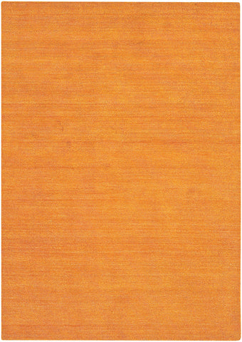 Metro Collection Hand-Tufted Area Rug in Orange & Yellow design by Chandra rugs
