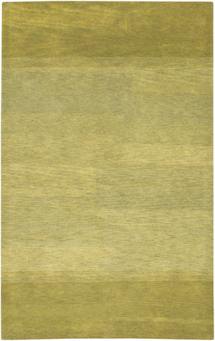 Metro Collection Hand-Tufted Area Rug in Green design by Chandra rugs