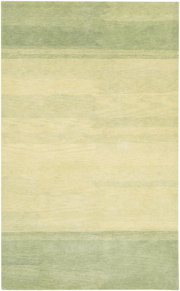 Metro Collection Hand-Tufted Area Rug in Green & Beige design by Chandra rugs