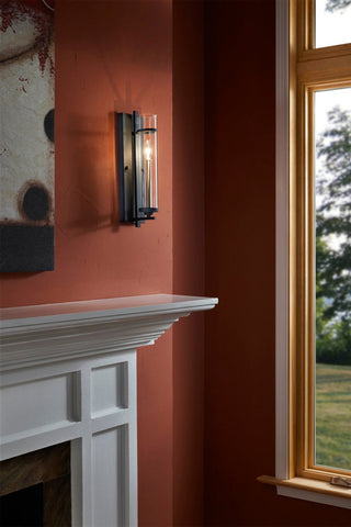 Ethan Collection 1 - Light Sconce by Feiss