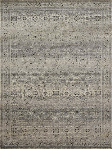 Millennium Rug in Grey & Charcoal by Loloi