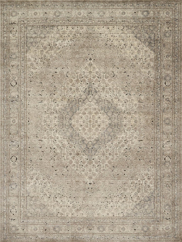Millennium Rug in Sand & Ivory by Loloi