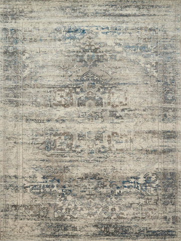 Millennium Rug in Taupe & Ivory by Loloi