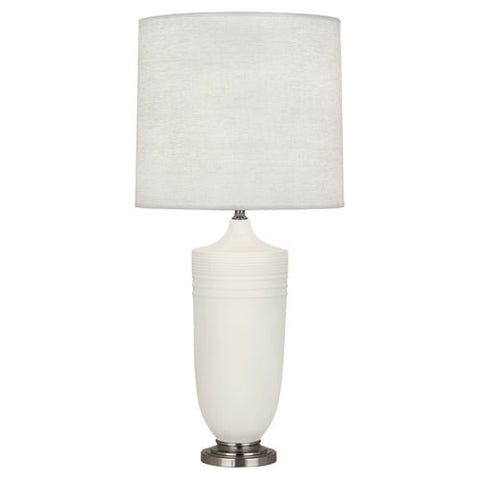 Michael Berman Hadrian Matte Lily Table Lamp design by Robert Abbey