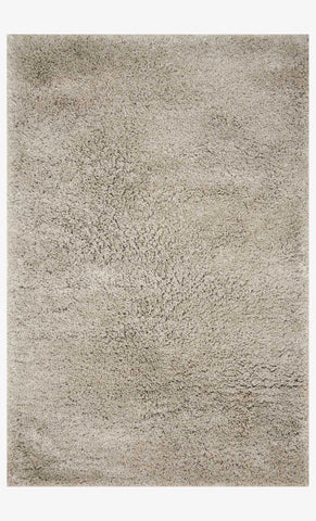 Mila Shag Rug in Grey by Loloi II
