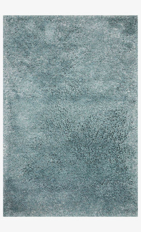 Mila Shag Rug in Spa by Loloi II