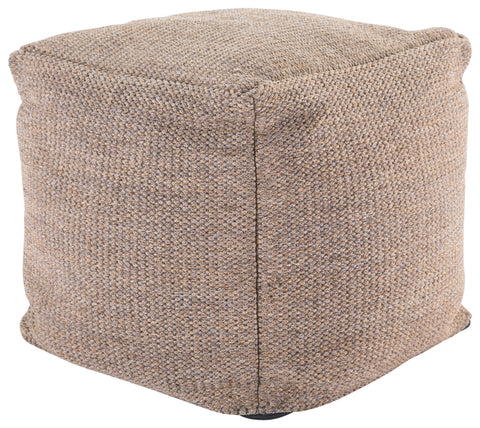 Mastic Burro Solid Pouf design by Jaipur