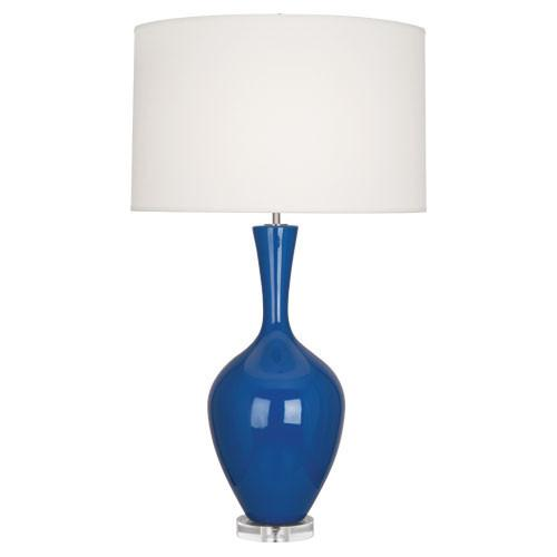 Audrey Collection Table Lamp design by Robert Abbey