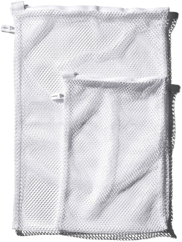 Laundry Wash Bag 28/White design by Puebco