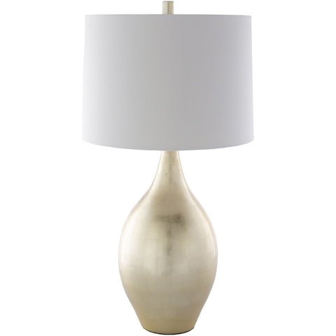 Moonstruck MSC-002 Table Lamp in Silver Gray & Wheat by Surya