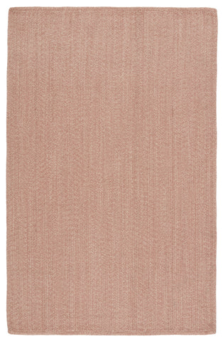 Dumont Indoor/Outdoor Solid Light Tan Rug by Jaipur Living