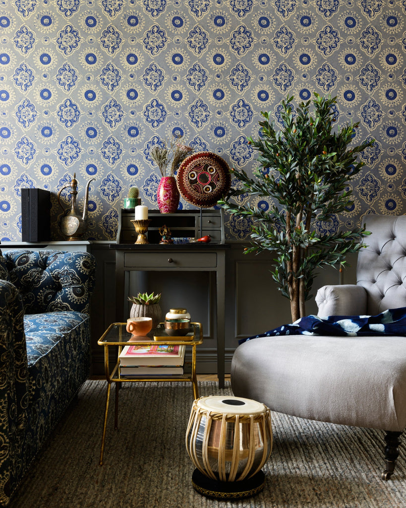 Madder Wallpaper from the Wallpaper Compendium Collection by Mind the Gap