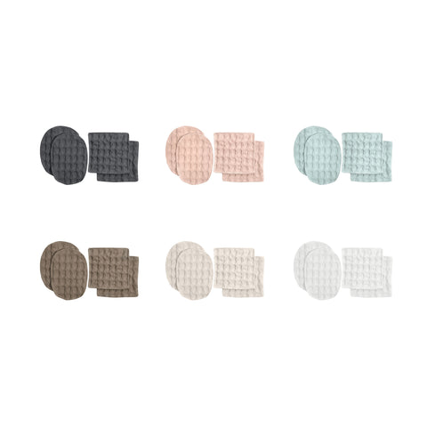 Makeup Pads in Various Colors