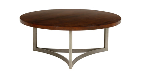 Manhattan Coffee Table in Burnt Caramel design by Redford House