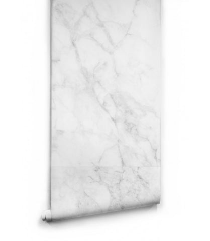 Sample Marble Boutique Faux Wallpaper design by Milton & King
