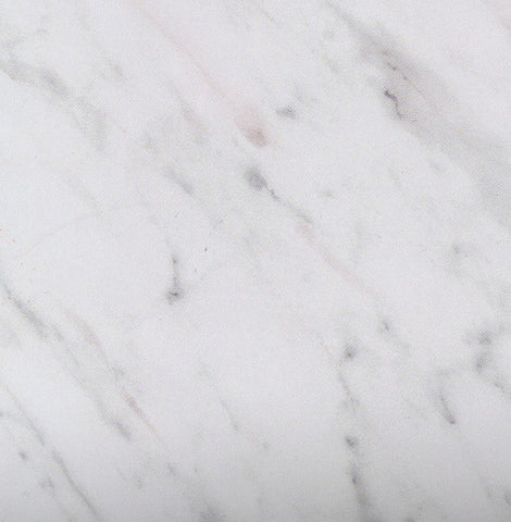 Marble Contact Wallpaper in Carrara Grey by Burke Decor