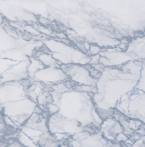 Marble Contact Wallpaper in Cortes Light Blue by Burke Decor