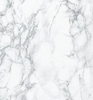 Marble Contact Wallpaper in Marmi Grey by Burke Decor