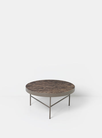 Marble Table in Brown by Ferm Living