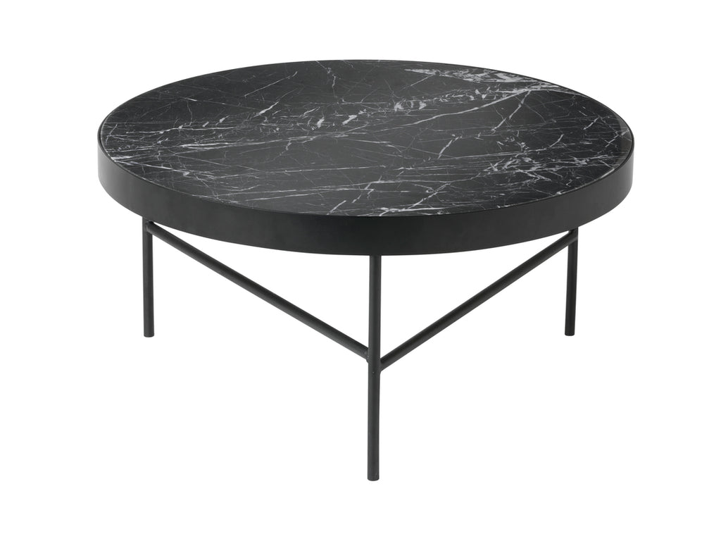 Large Marble Table in Various Colors by Ferm Living