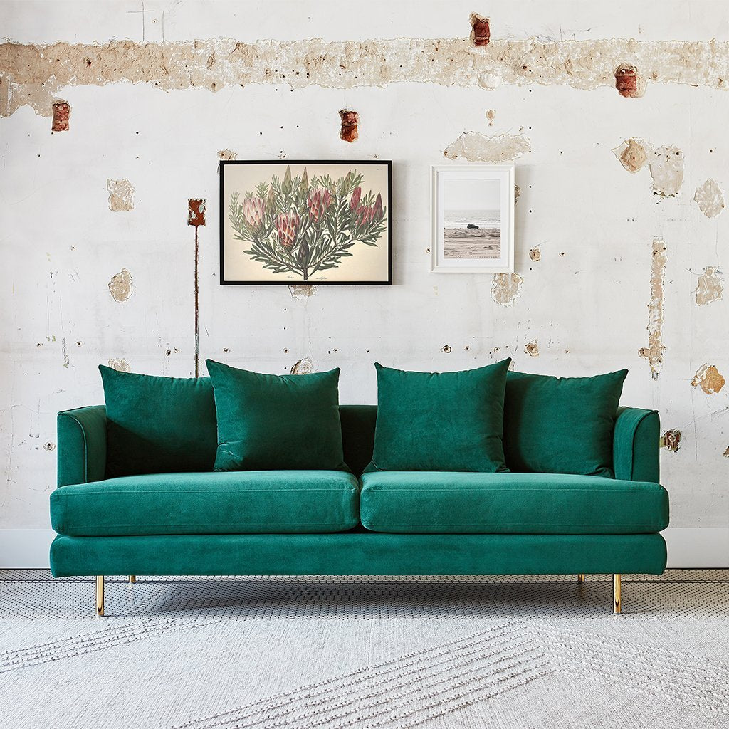 Margot sofa in multiple colors design by gus modern burke decor