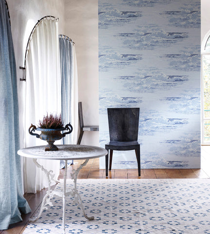 Marmara Wallpaper from the Pasha Collection by Osborne & Little