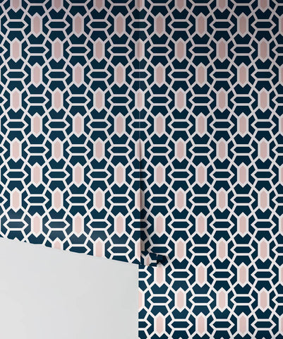 Marquis Wallpaper from the Wallpaper Republic Collection by Milton & King