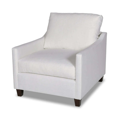 Megan Chair in Various Fabric Styles