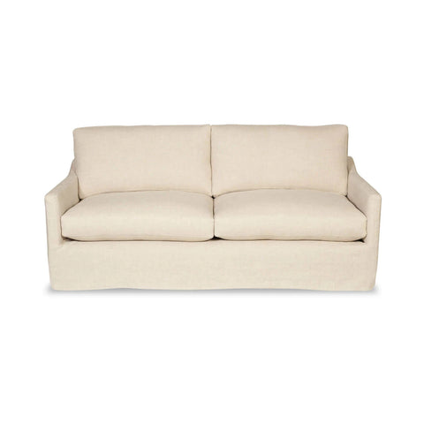Megan Loveseat in Various Fabric Styles
