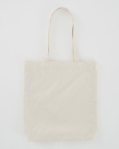 Merch Tote in Natural Canvas