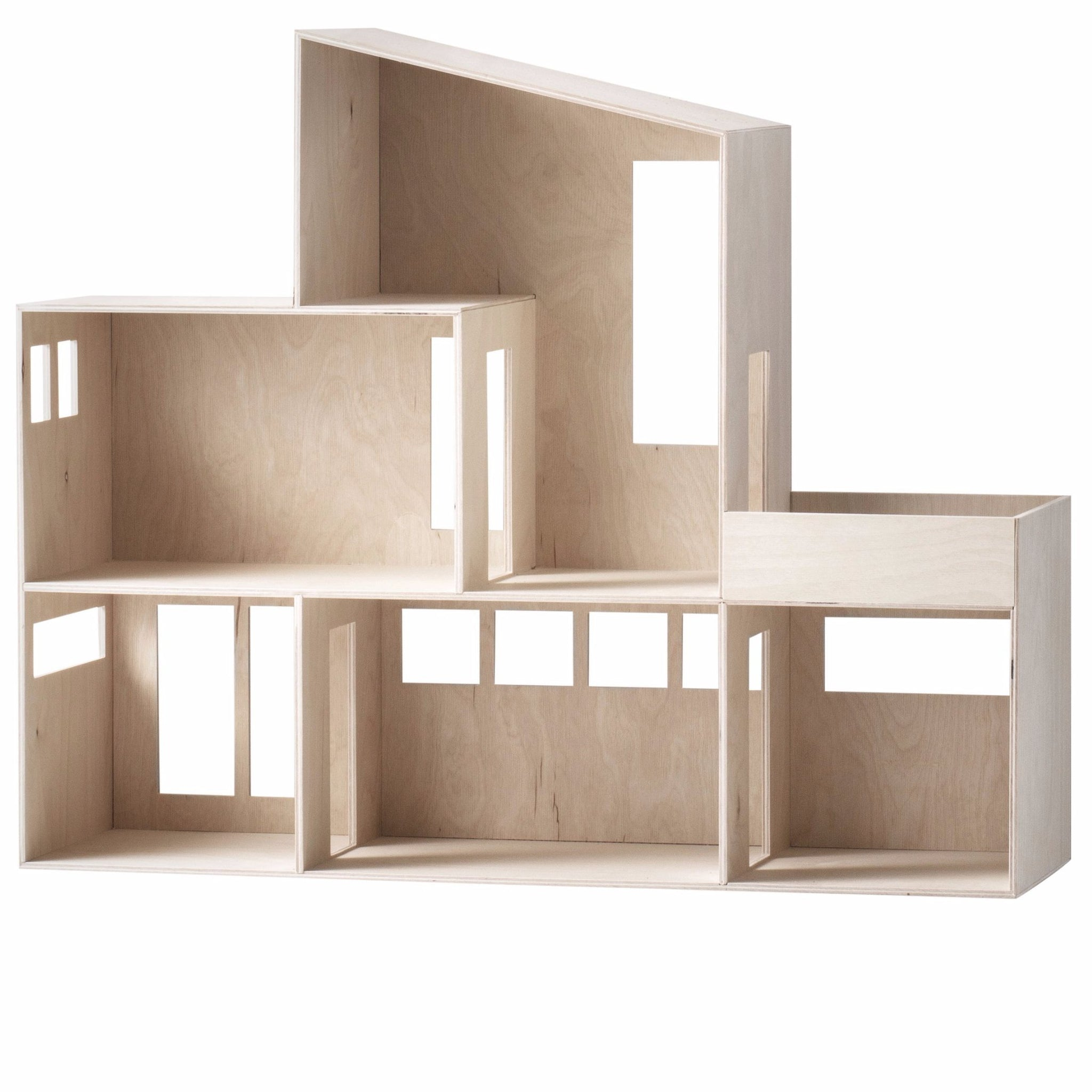 Miniature funkis doll house design by ferm living burke for Funkis sale