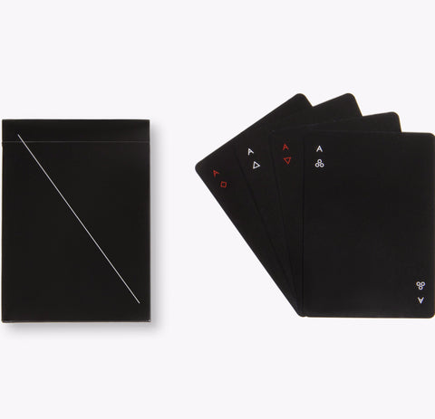 Minim Cards in Black design by Areaware