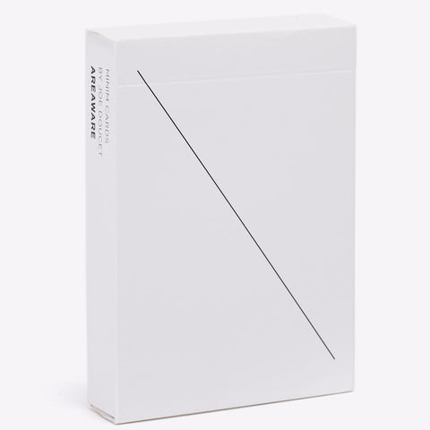 Minim Cards in White design by Areaware