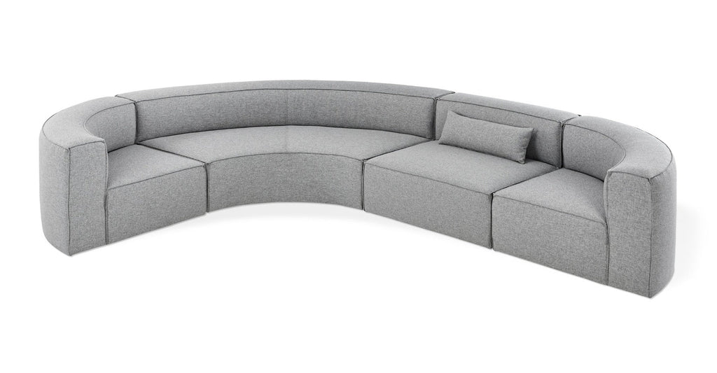 Mix Modular 4-Piece Seating Group A