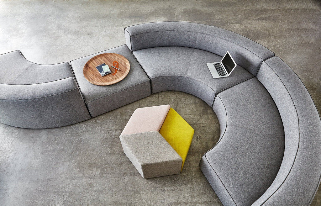 Mix Modular 5-Piece Seating Group A
