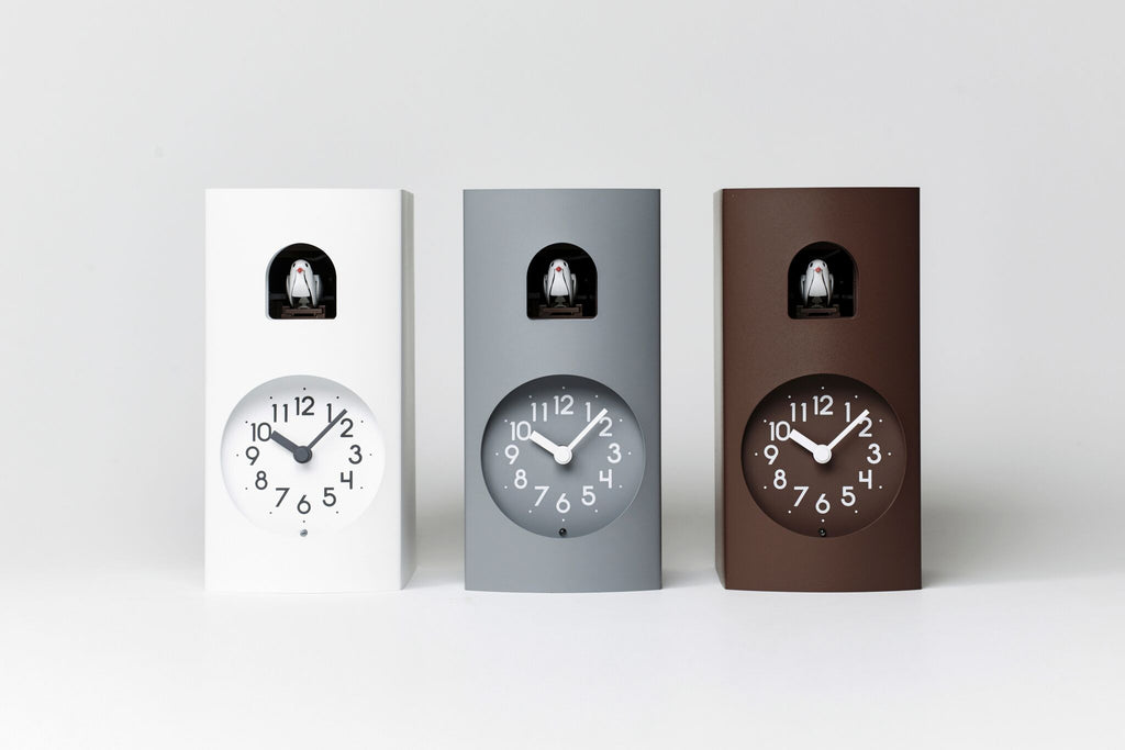 Bockoo Cuckoo Clock design by Lemnos