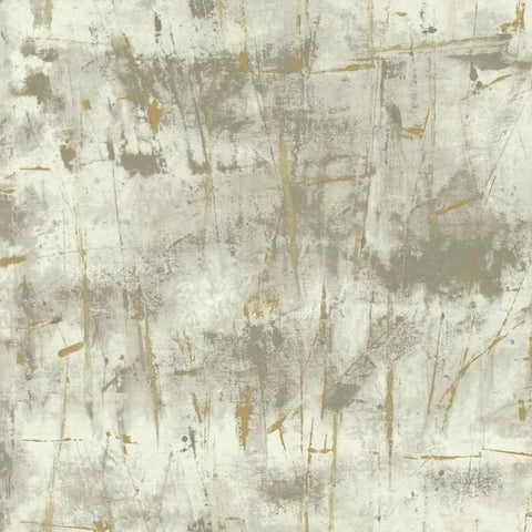 Modern Art Wallpaper from the Botanical Dreams Collection by Candice Olson for York Wallcoverings