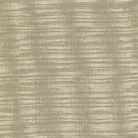 Modern Linen Wallpaper in Neutral and Grey design by York Wallcoverings