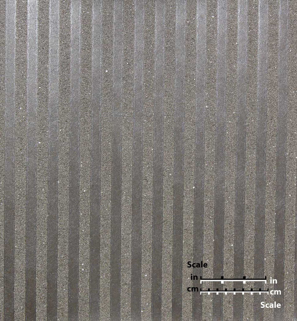 Modern Stripe Mica Wallpaper from the Desire Collection by Burke Decor