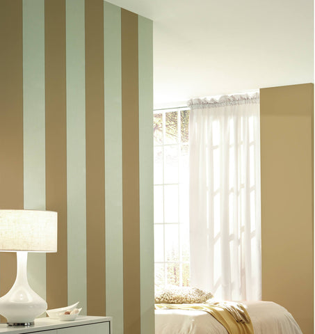Modern Stripes Large Wallpaper design by BD Wall