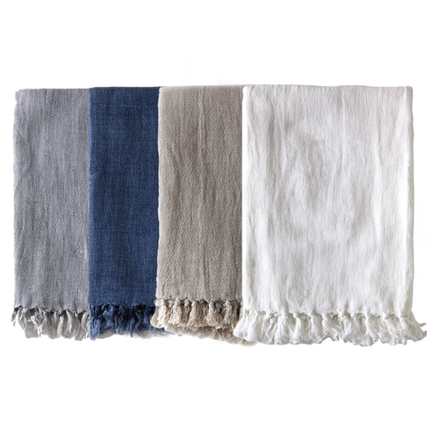 Montauk Blanket design by Pom Pom at Home