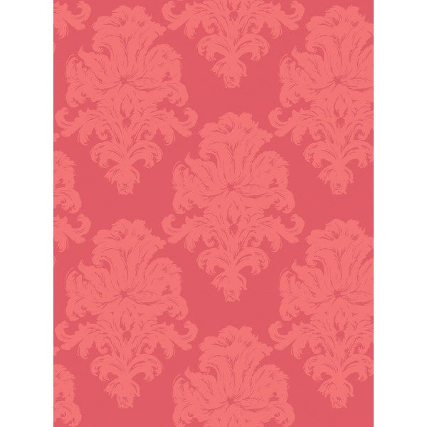 Montserrat Wallpaper In Pink From The Tortuga Collection