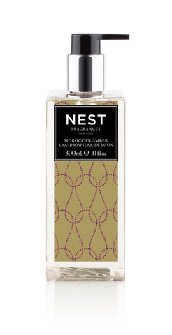 Moroccan Amber Liquid Hand Soap design by Nest